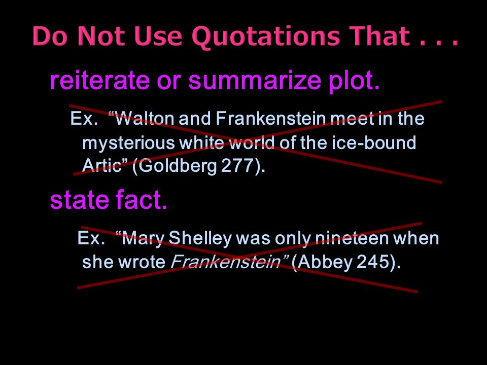 frankenstein quotes about abandonment