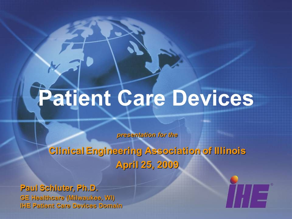 Clinical Engineering Association of Illinois