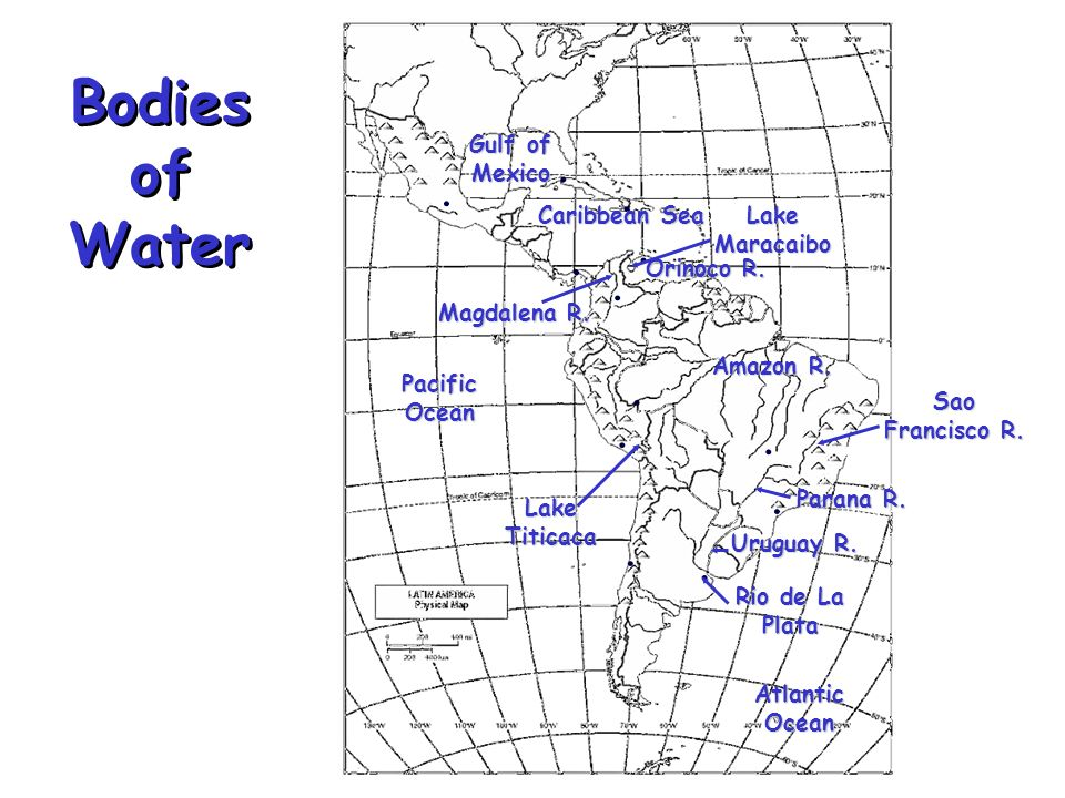 The Geography Of Latin America Ppt Video Online Download