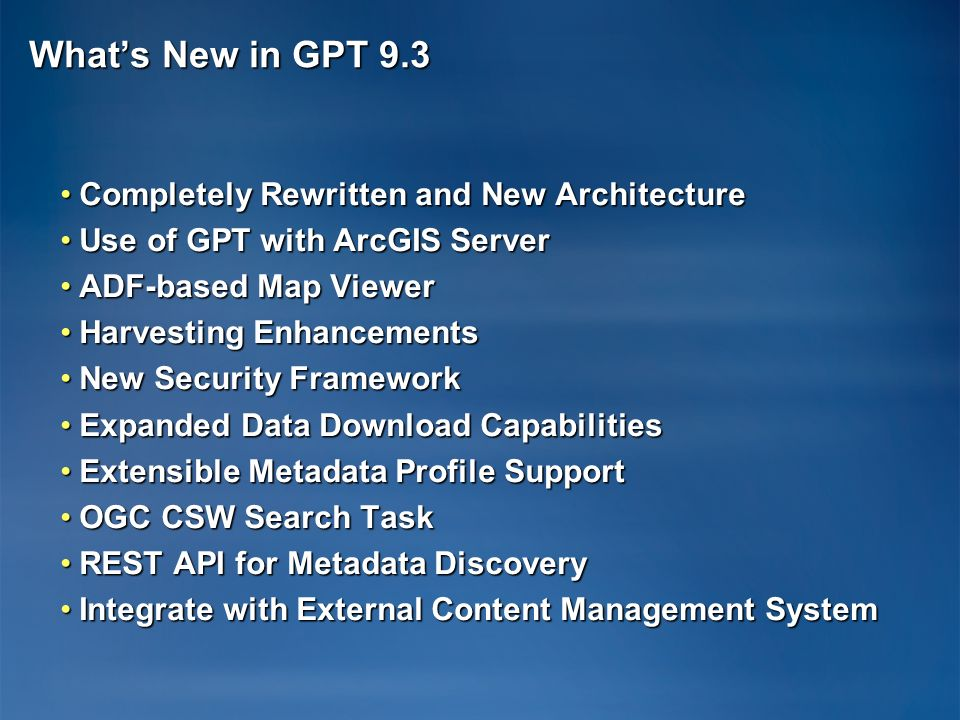 What's New in GPT 9.3 Completely Rewritten and New Architecture