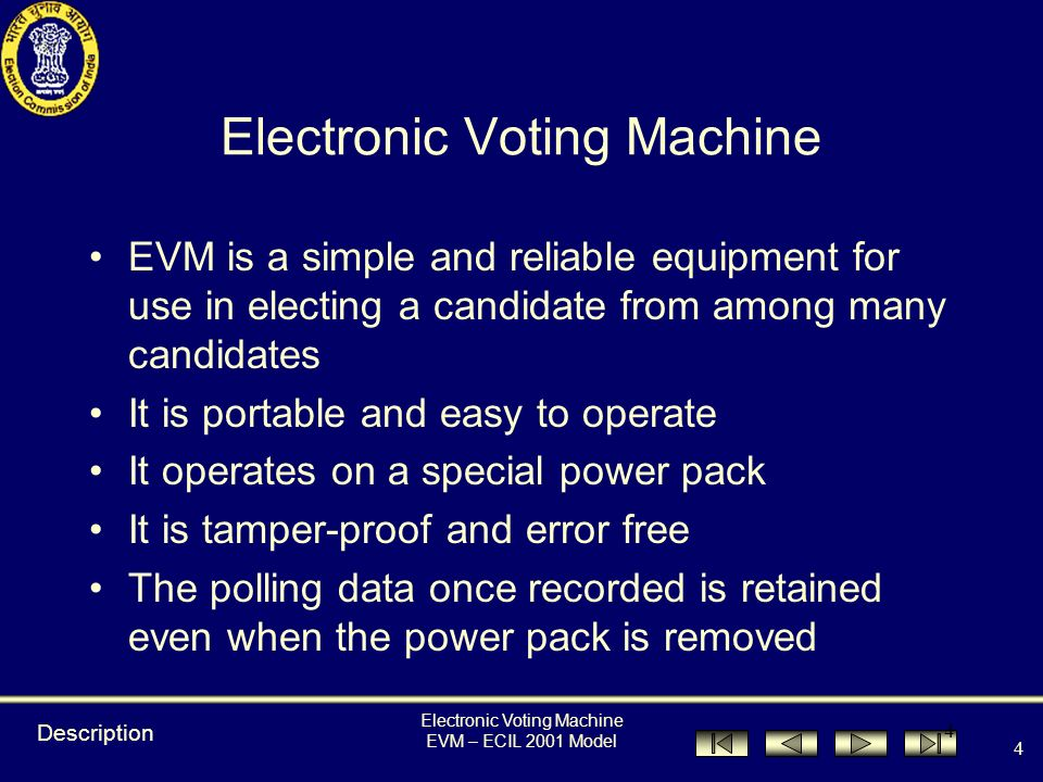 4936eacafe0 Election Commission of India - ppt video online download