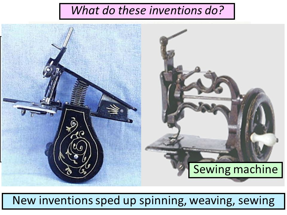 What do these inventions do