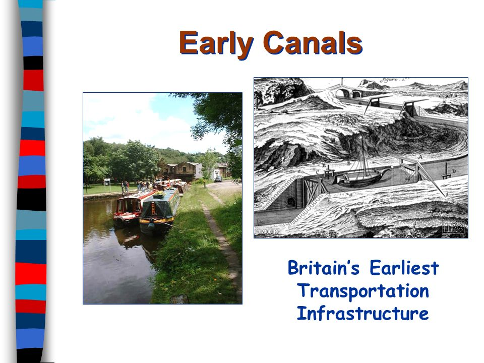 Britain's Earliest Transportation Infrastructure