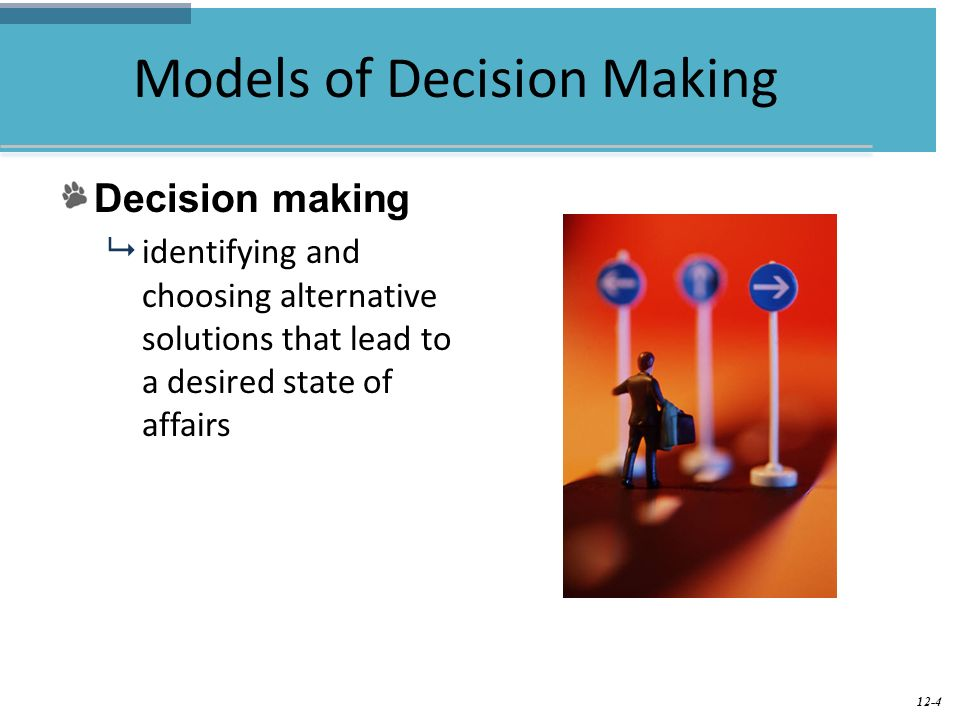 """characteristics of group decision making Delegation and decision making with the characteristics described above, ownership of and attention to results is distributed as equally as possible to accomplish this, decision making is taken up by various team members so that """"the call"""" is no longer the domain of any single individual, especially not """"the boss,"""" because command and."""
