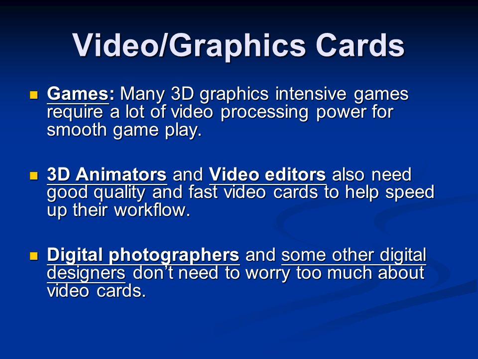 Digital Media Computer Hardware - ppt download