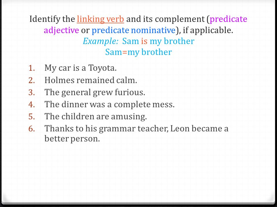 Action And Linking Verbs World Literature Ppt Video Online Download