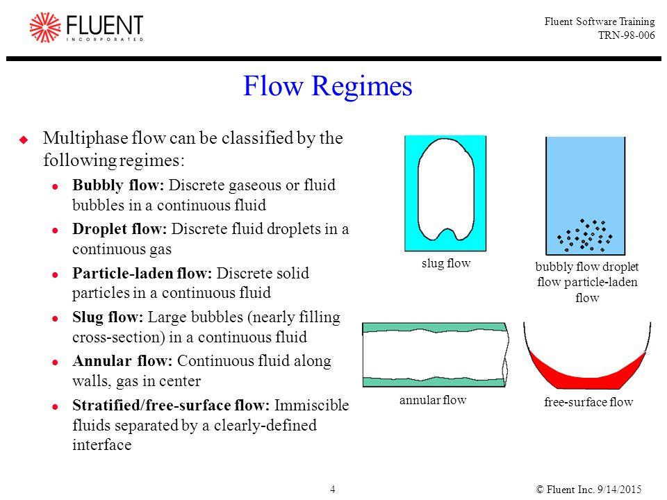 Modeling Multiphase Flows - ppt video online download