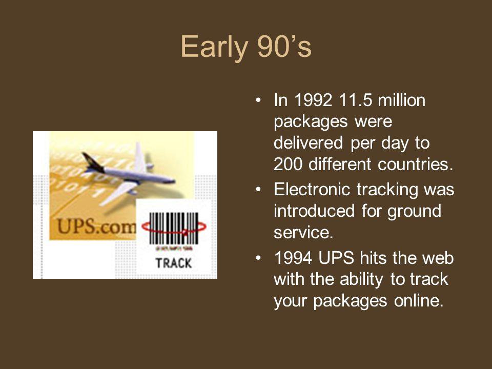 UPS United Postal Service - ppt video online download