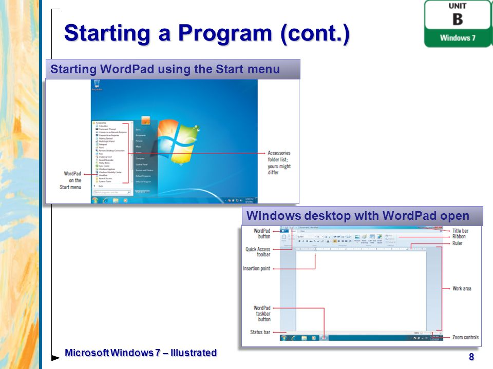 microsoft windows 7 illustrated ppt download