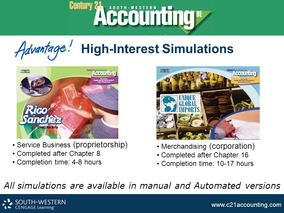 educating students for success ppt video online download rh slideplayer com Computer Simulation Electro Accounting Simulation