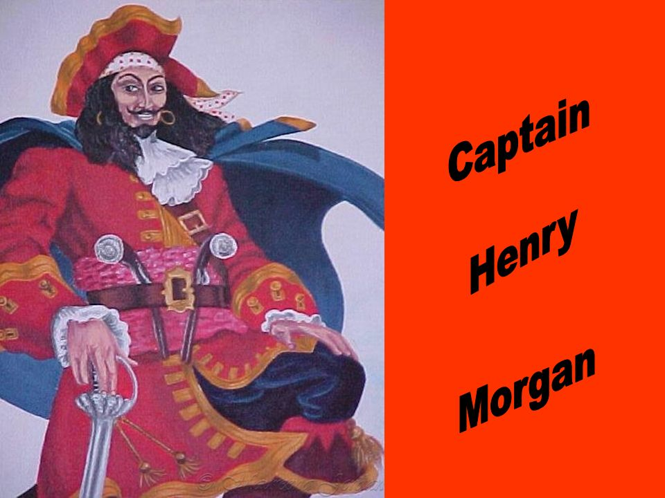Captain Henry Morgan