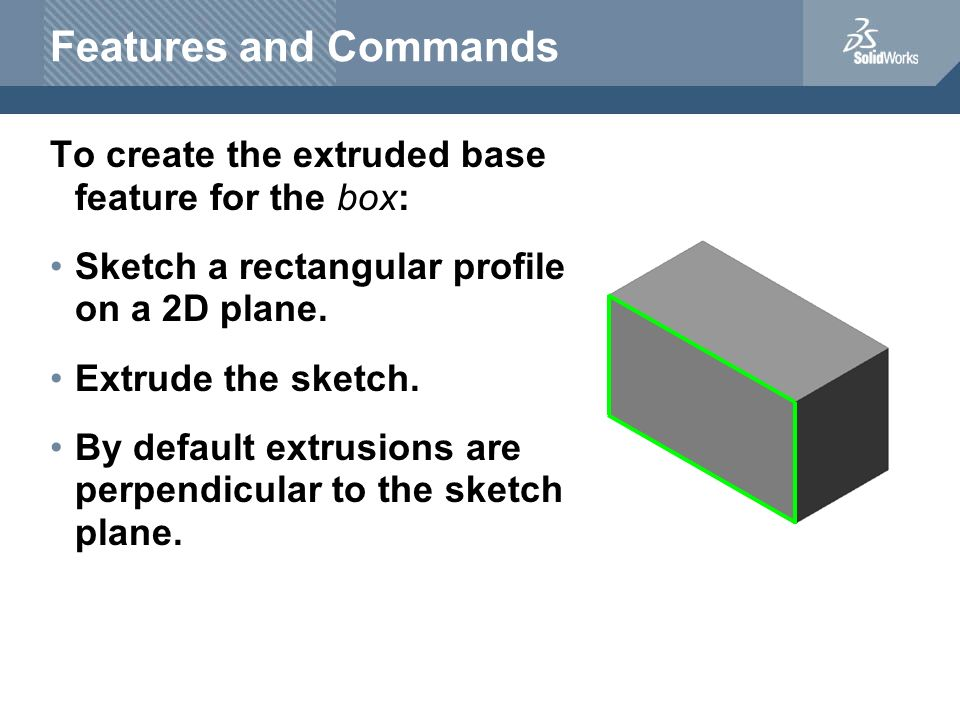SolidWorks Teacher Guide Lesson2 - ppt video online download