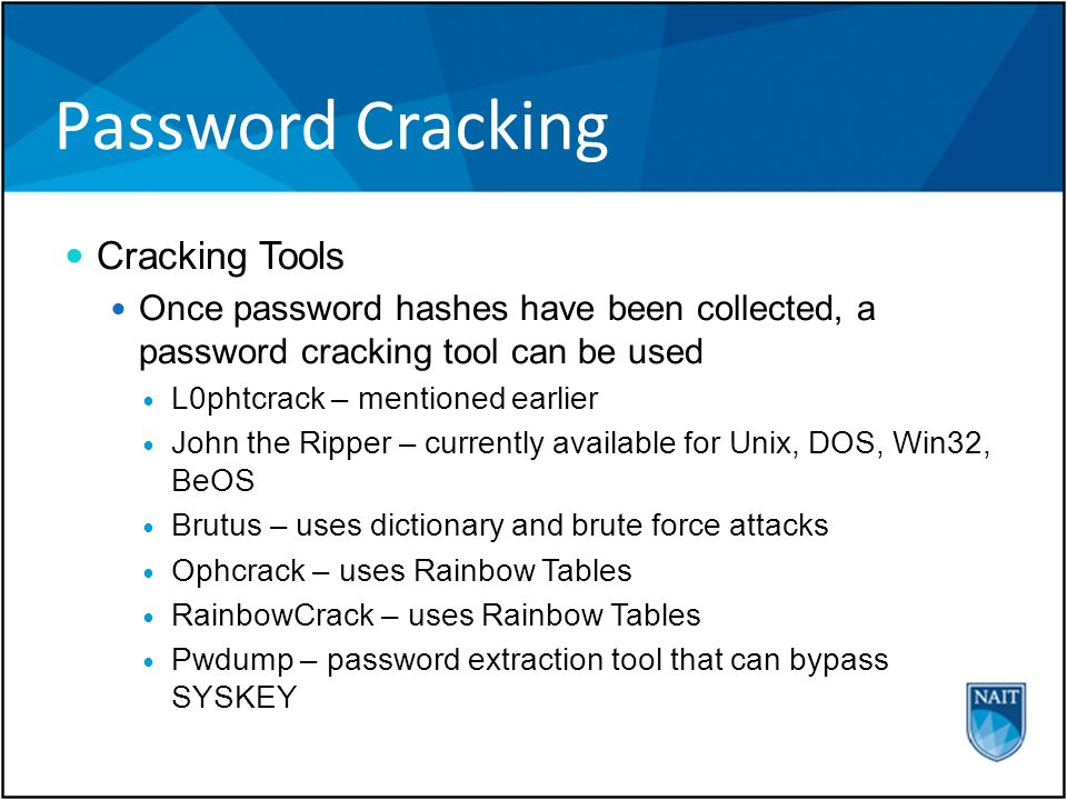 System Hacking Techniques - ppt download