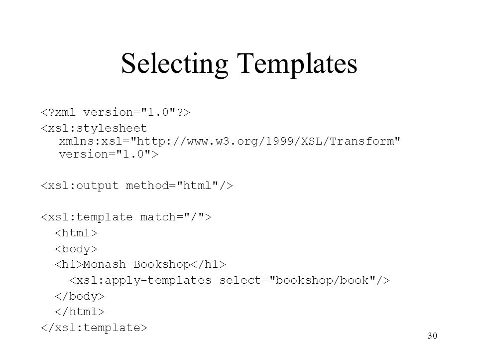 xsl apply templates mode.html