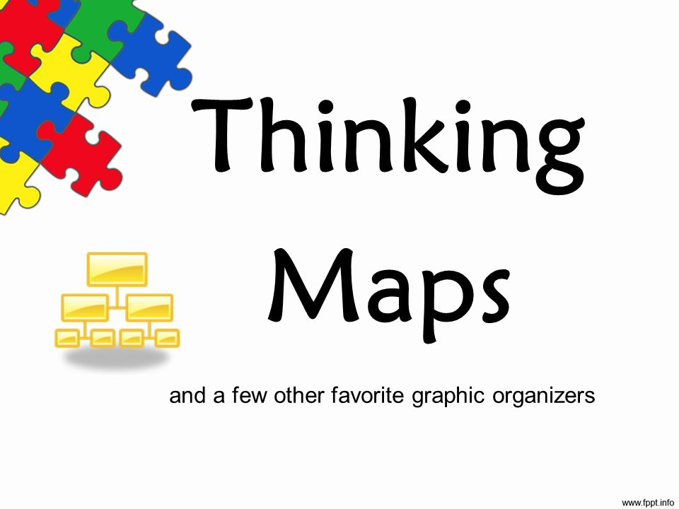 and a few other favorite graphic organizers
