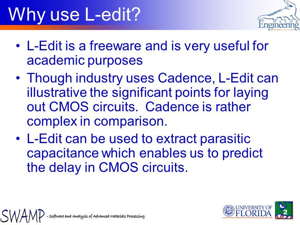 L-EDIT Tutorial EEL ppt video online download