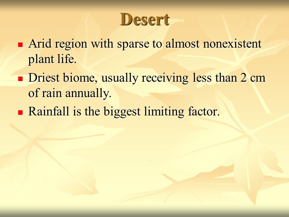 Desert Arid region with sparse to almost nonexistent plant life.