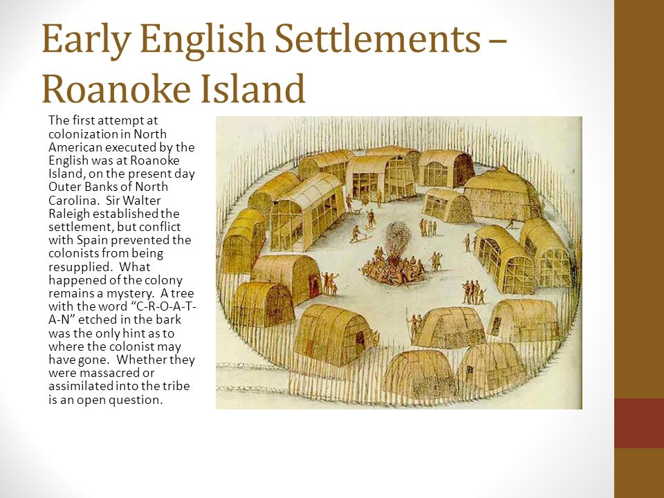 The english colonies englands settlement of north america 1607 2 early english settlements publicscrutiny Images