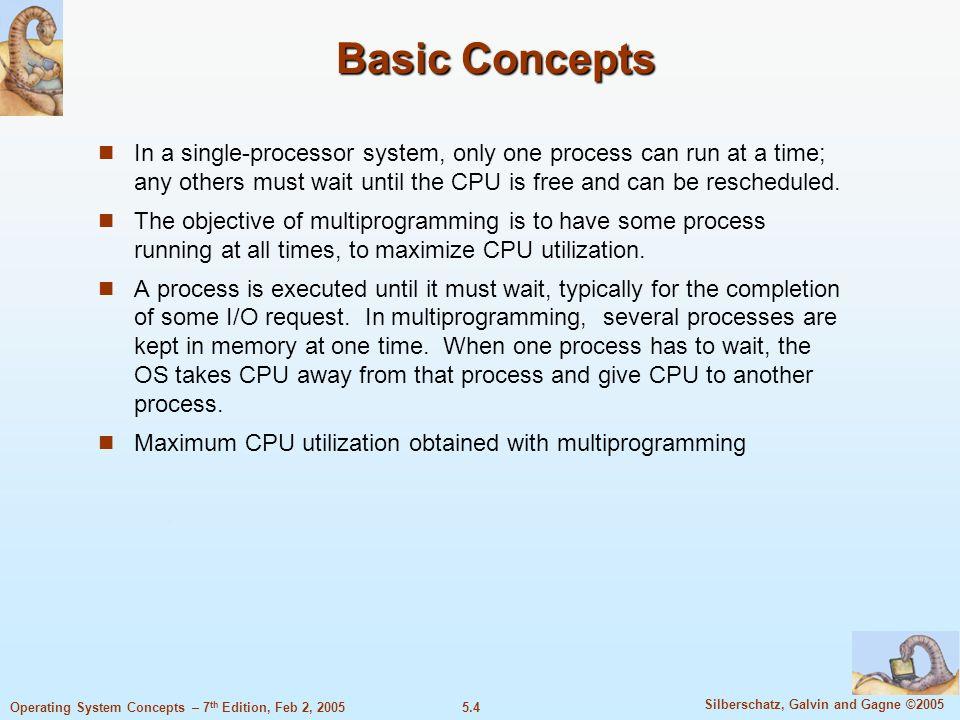 Operating System Concepts 7th Edition Abraham Silberschatz Peter