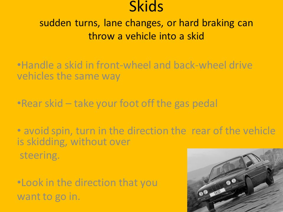Chapter 5 Defensive Driving - ppt video online download