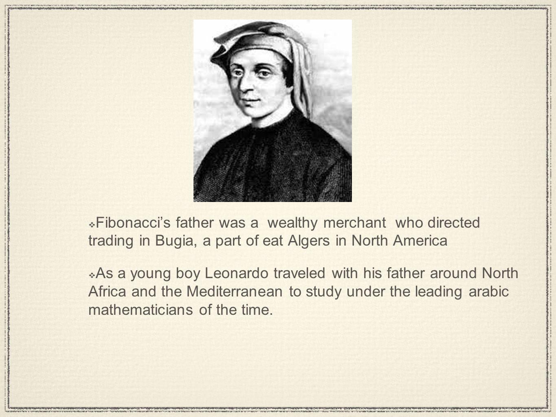 leonardo pisano bigollo contribution to mathematics