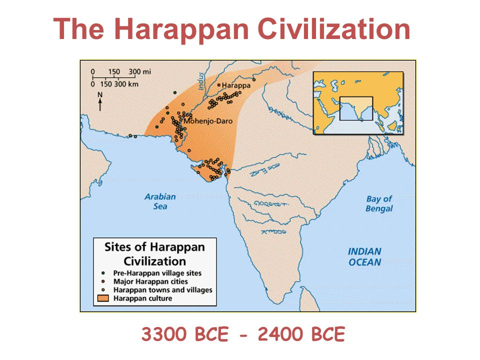 The Harappan Civilization