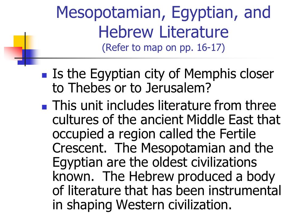 Literature of the Ancient World 3000 B C  – A  D ppt download