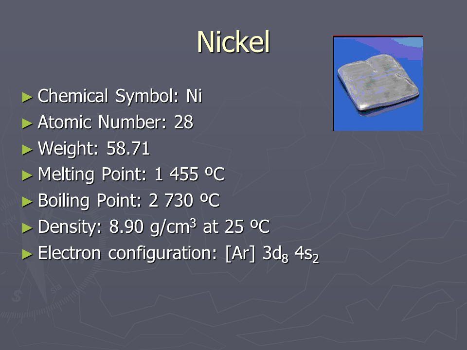 Triad Of Iron Iron Fe Cobalt Co Nickel Ni Ppt Video Online