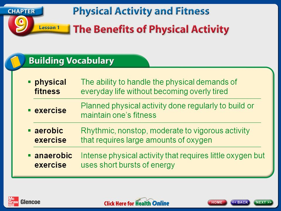 what is the importance of exercise in our daily life