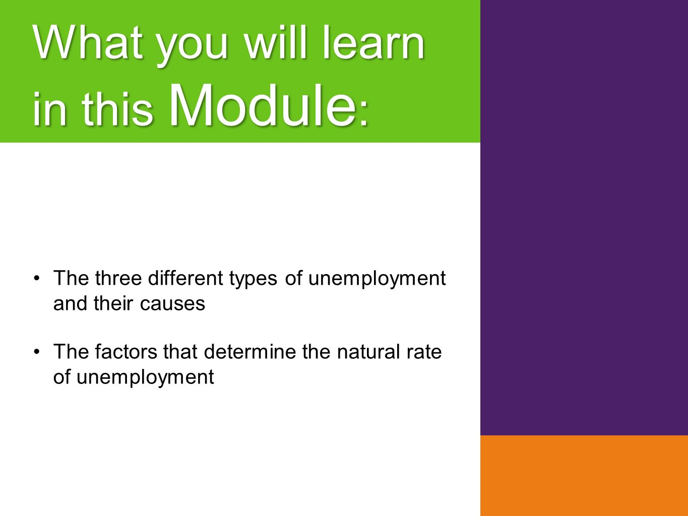 Types of unemployment and causes. Types and forms of unemployment 56