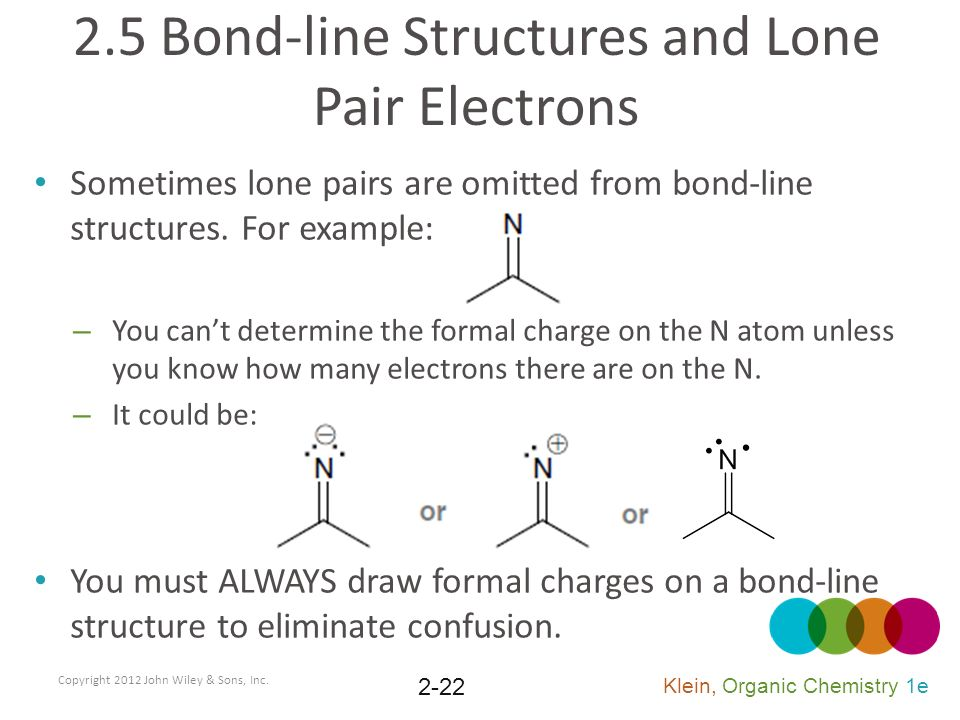 how to find lone pairs