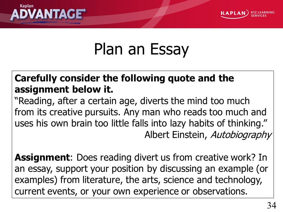 sample topics essay writing dialogue