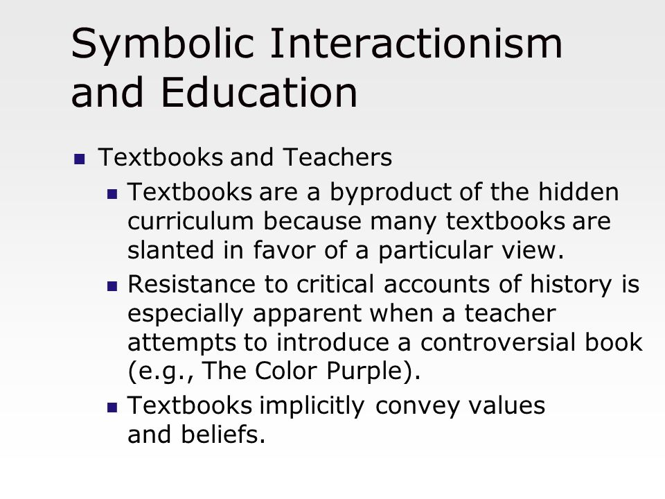 Symbolic Interactionism Meaning Images Meaning Of This Symbol