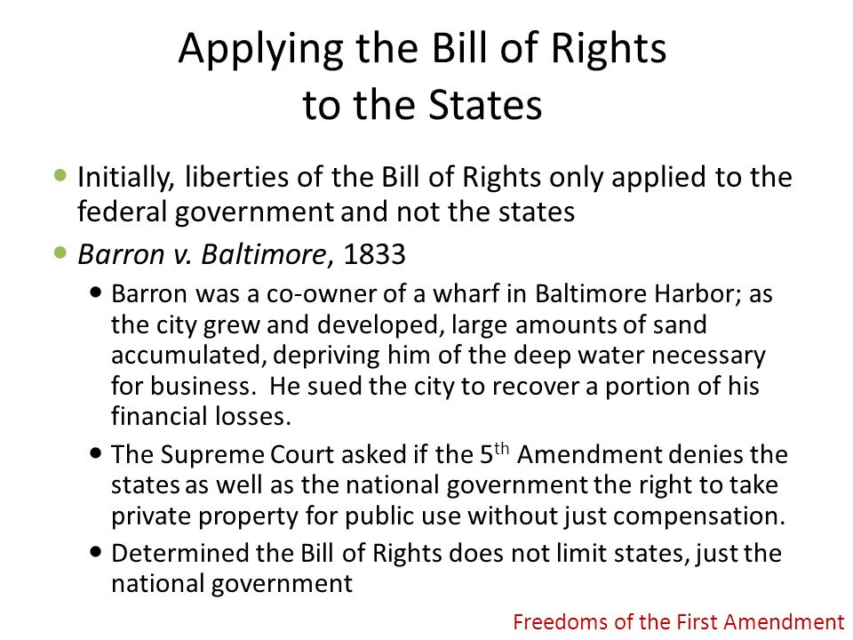 the preamble and bill of rights Preamble note we the people of the united states, in order to form a more perfect union, establish justice,  the first ten amendments collectively are commonly known as the bill of rights history amendment 1 - freedom of religion, press, expression ratified 12/15/1791 note.