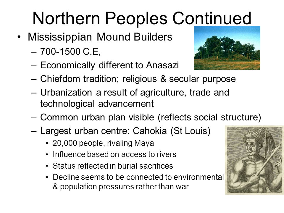 Northern Peoples Continued