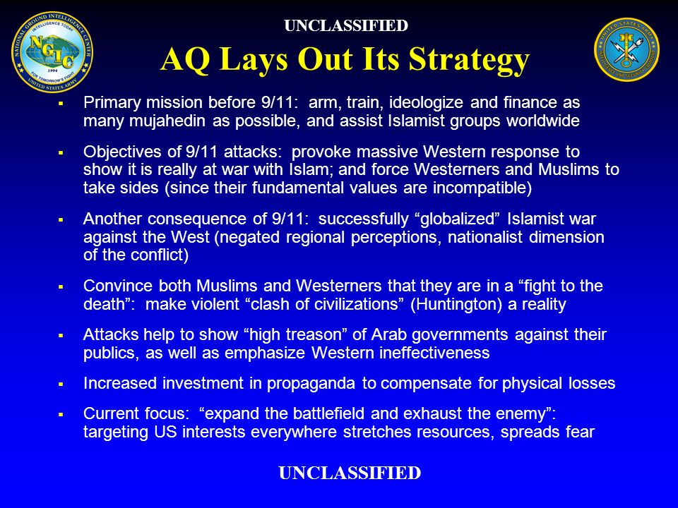 AQ Lays Out Its Strategy