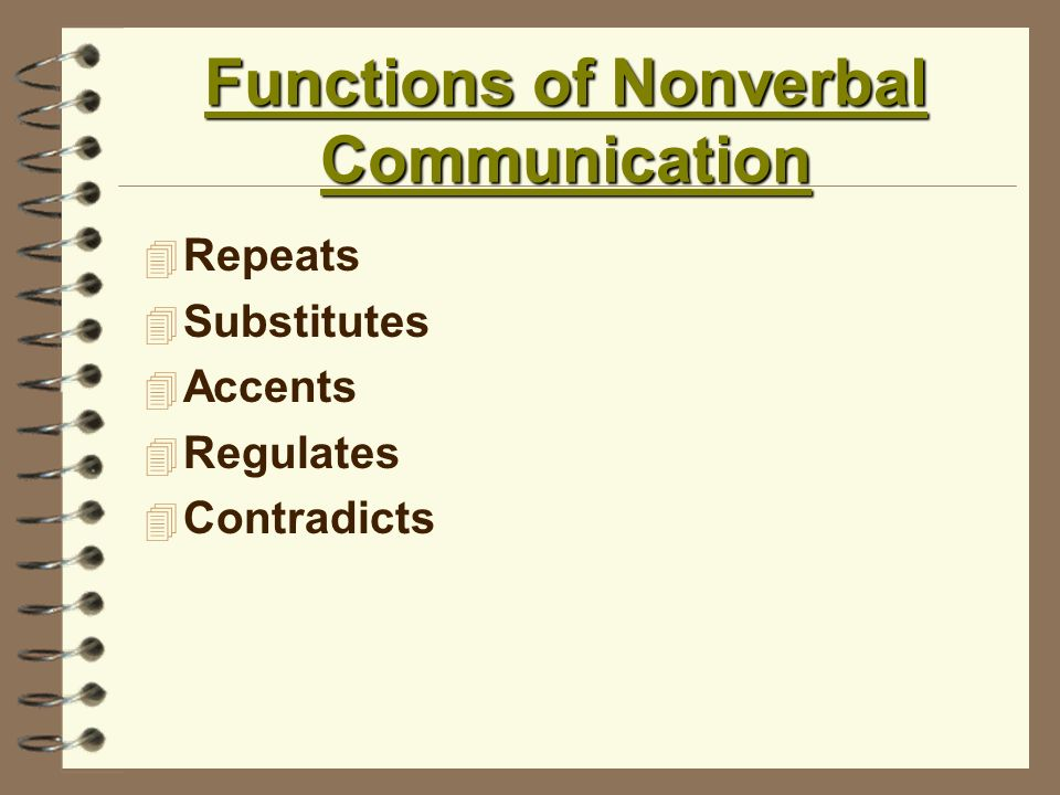 Nonverbal Communication Ppt Video Online Download If you continue browsing the site, you agree to the use of cookies on this website. nonverbal communication ppt video