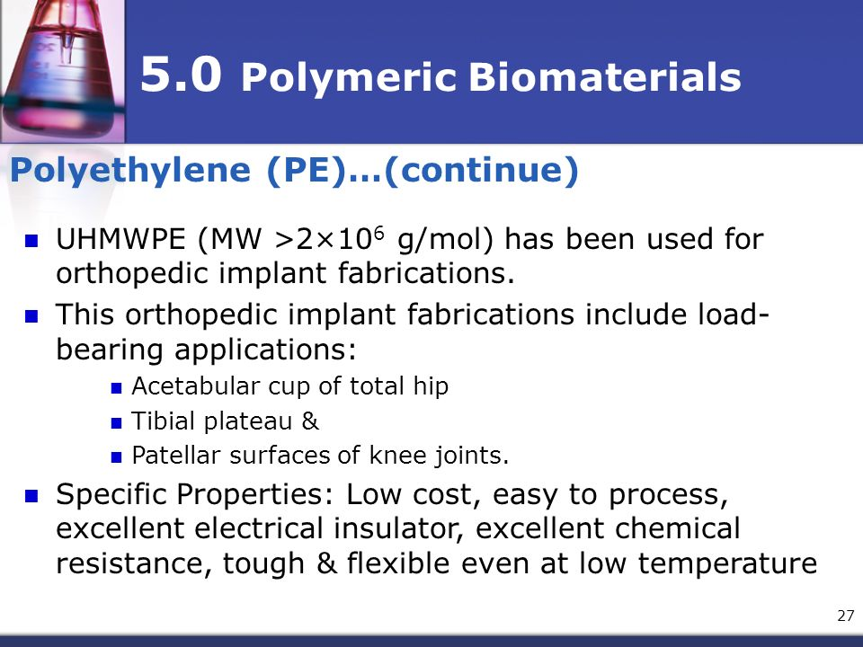 Lecture 3 Polymeric Biomaterials - ppt video online download