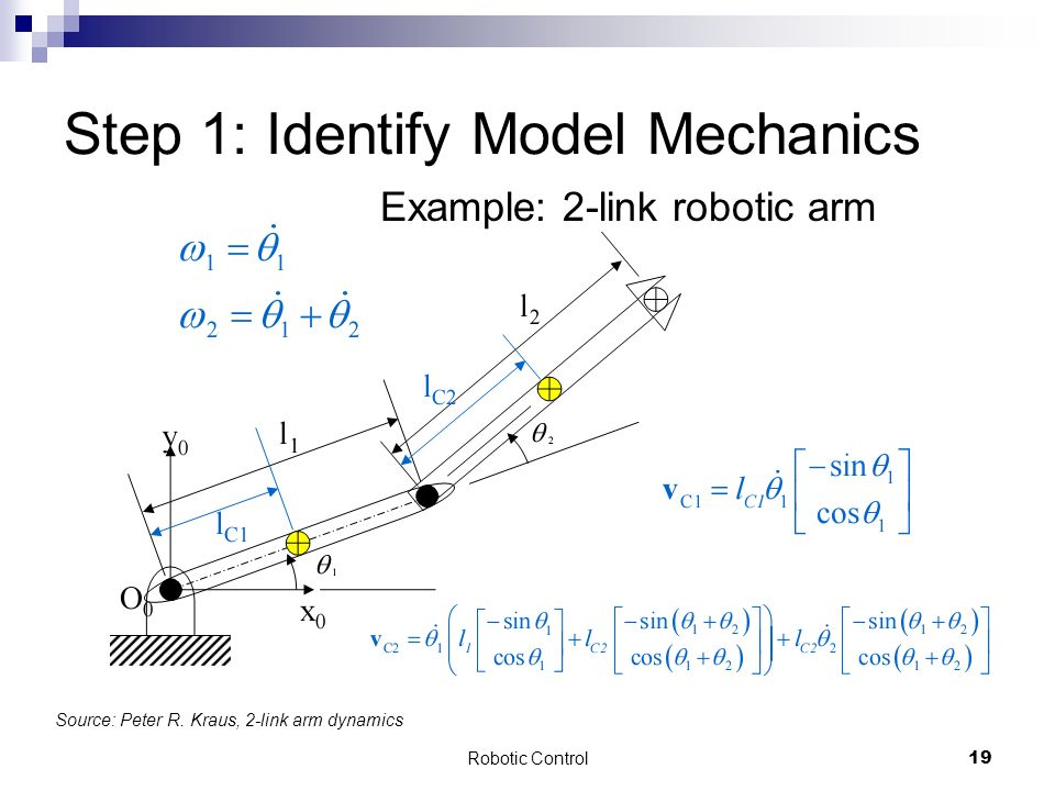 Lecture 1 Dynamics and Modeling - ppt video online download