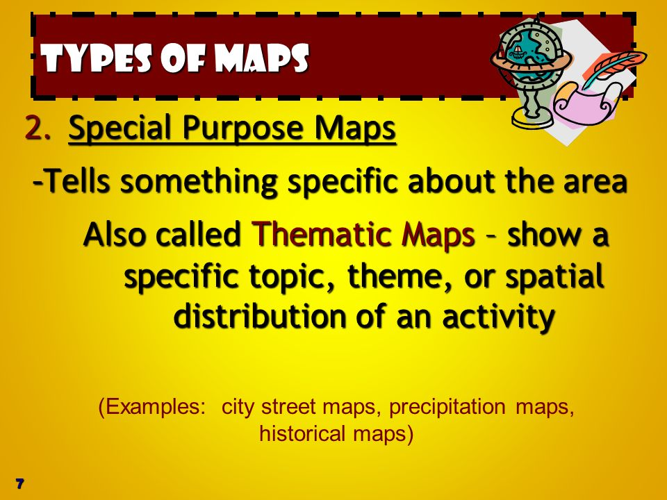 Lesson 4: types of maps dhs world geo.