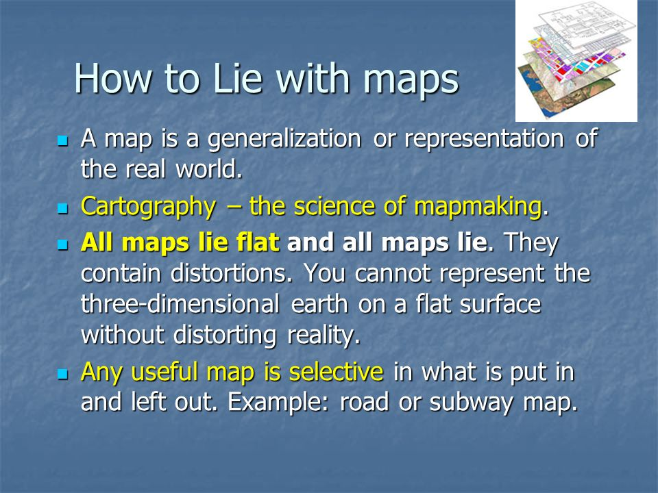 The Real World Map You Are Being Lied To.Maps Ppt Video Online Download