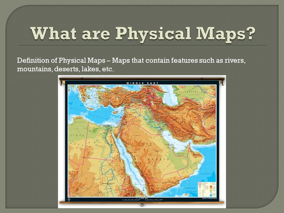 Geography Skills Review - ppt video online download