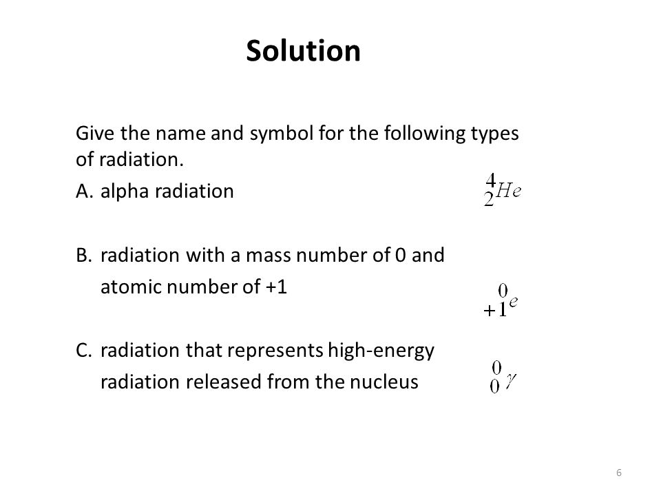 Chapter 9 Nuclear Radiation Ppt Video Online Download