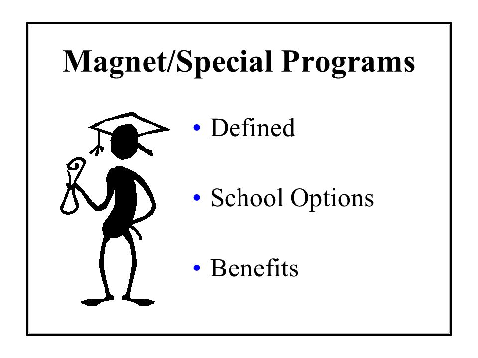 Magnet/Special Programs