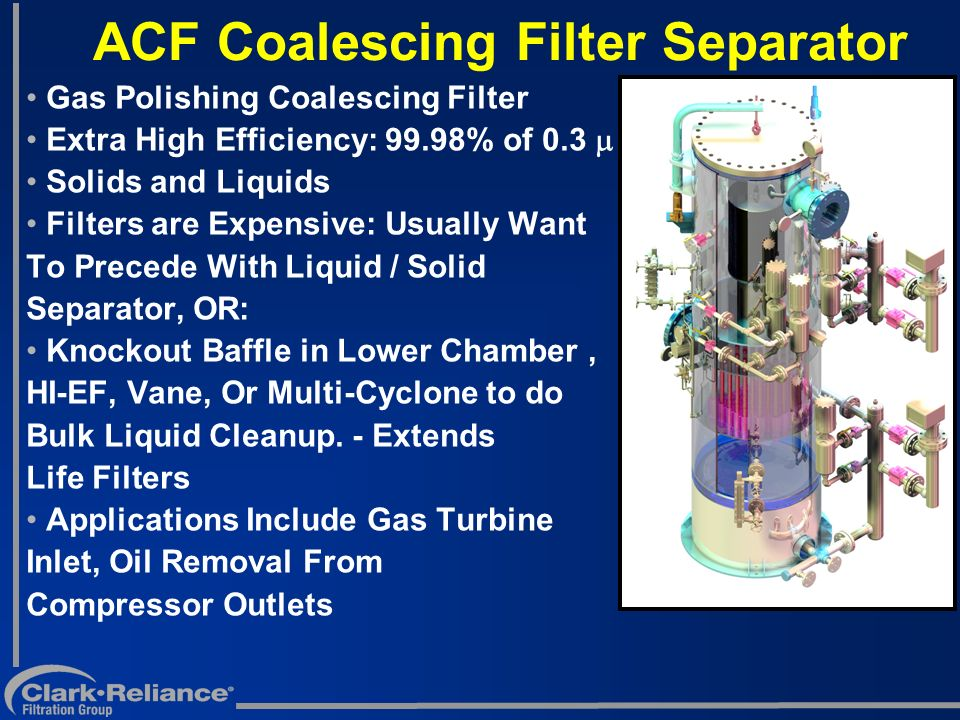 ANDERSON SEPARATOR™ ENGINEERED PRODUCTS Product Overview  - ppt