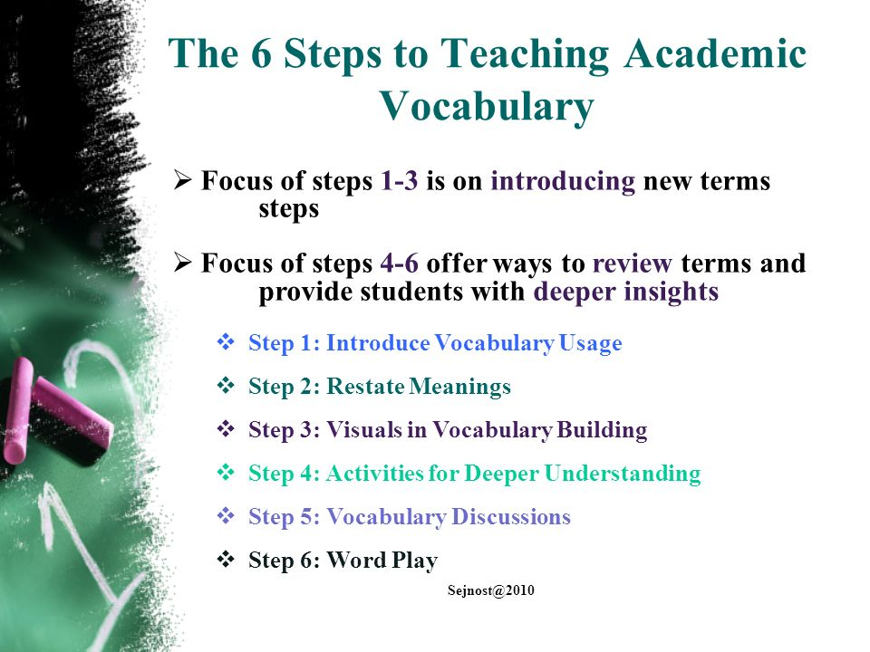 Ppt academic vocabulary and grammar powerpoint presentation id.