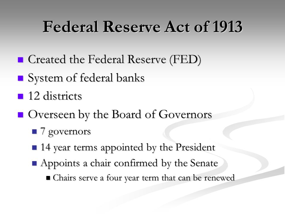 The Federal Reserve and Monetary Policy - ppt video online