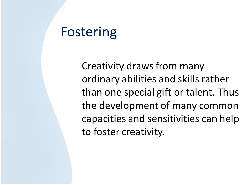 teaching creativity and teaching for creativity ppt download