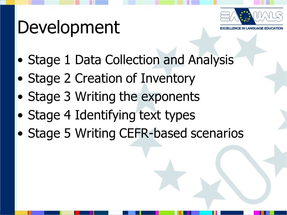 Development Stage 1 Data Collection and Analysis