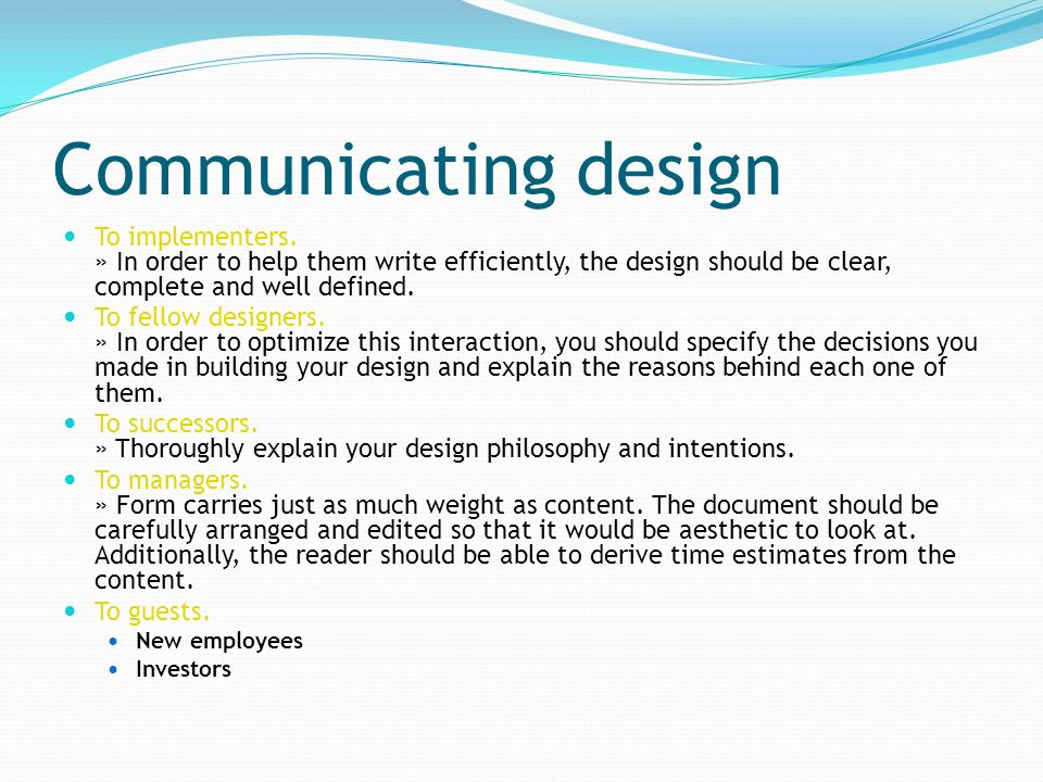 SOFTWARE DESIGN DOCUMENT SDD Ppt Video Online Download - How to write a design document